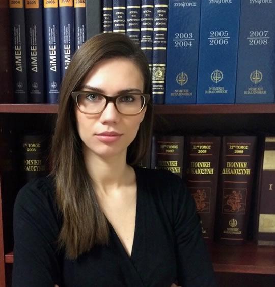 δικηγορος ΕΛΕΝΑ Ν. ΝΤΑΗ