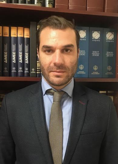δικηγορος ΣΤΕΛΙΟΣ Ν. ΑΥΓΕΡΗΣ
