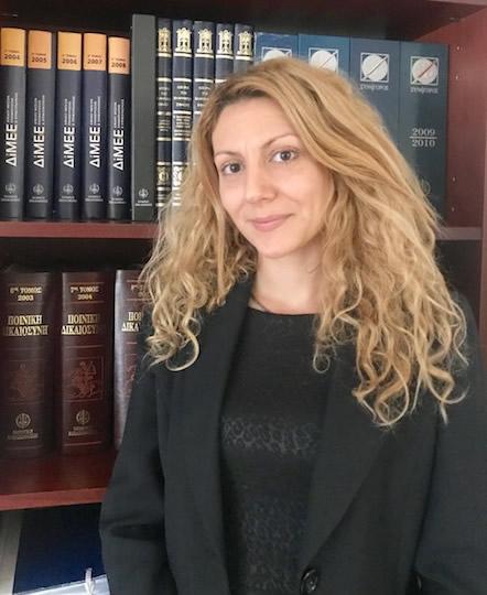 δικηγορος ΜΑΡΘΑ  Ν. ΔΙΑΜΑΝΤΟΠΟΥΛΟΥ